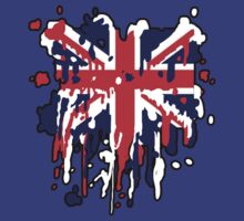 Union jack by LUUUL