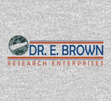 Doc Brown Research Baby Tee