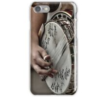 Banjo Country iPhone Case/Skin