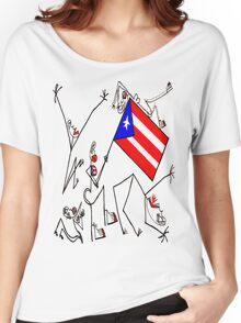 Esa Bandera! Women's Relaxed Fit T-Shirt