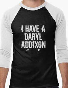 I HAVE A DARYL ADDIXON Men's Baseball ¾ T-Shirt