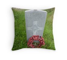 A Resting Place In Ireland Throw Pillow