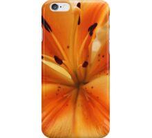 IPhone Case: Flower, Orange iPhone Case/Skin