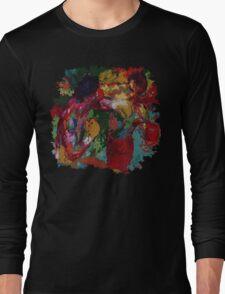 Rocky III Painting Long Sleeve T-Shirt