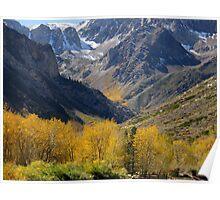 High Sierra Colors Poster