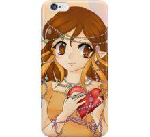 Crystal Princess  iPhone Case/Skin