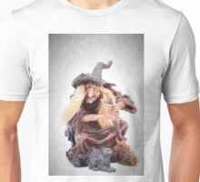scary witch Unisex T-Shirt
