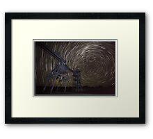 Portal #2 Framed Print