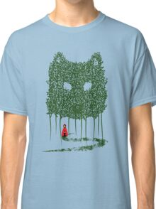 Red & The Wolf Classic T-Shirt