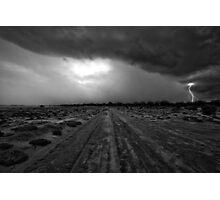 Salt Creek  - Kalgoorlie Gold Fields-  Western Australia  Photographic Print