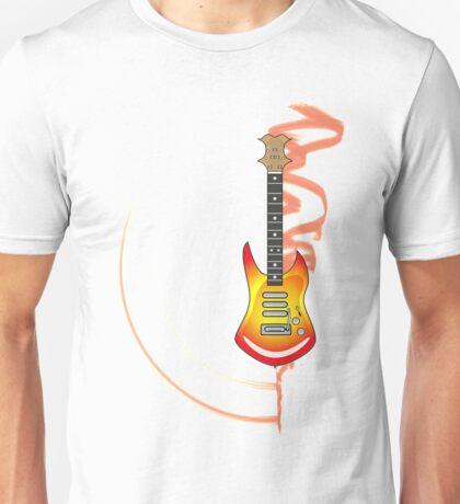 grim guitar Unisex T-Shirt