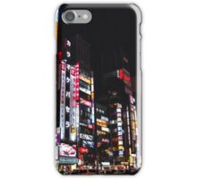 Oil Neon iPhone Case/Skin