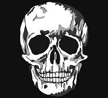 Modern Memento Mori, Shadow Skull Unisex T-Shirt