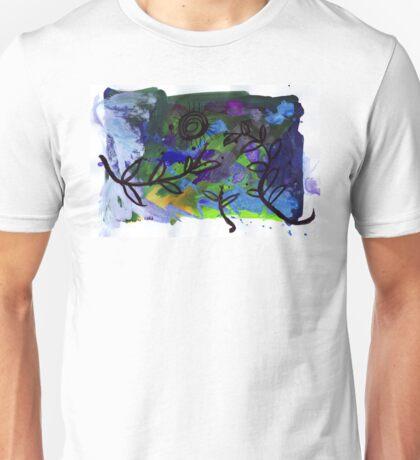 Midnight Garden cycle1 8 Unisex T-Shirt