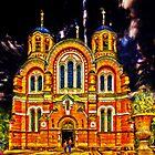 St Volodymyr's Cathedral by LudaNayvelt