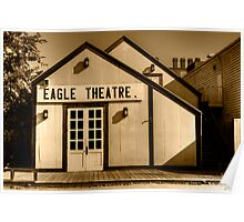 Eagle Theatre Poster