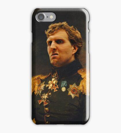 Kings of Basketball - Dirk iPhone Case/Skin