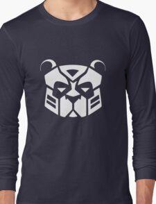 Panda-bot Long Sleeve T-Shirt