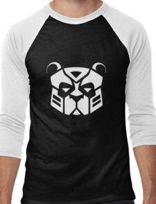 Panda-bot Men's Baseball ¾ T-Shirt