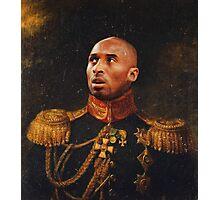 Kings of Basketball - Kobe Photographic Print