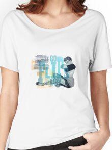 GoFlipsBaby Women's Relaxed Fit T-Shirt