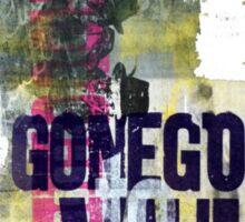 GoneGonetoValium Sticker