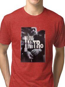 iLoveNitro Tri-blend T-Shirt