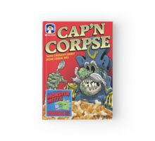 CAP'N CORPSE Hardcover Journal