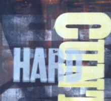 hardCunt Sticker