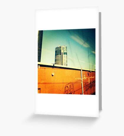 street 5338 MELBOURNE Greeting Card