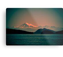 Mount Baker, Washington Metal Print