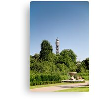 Post office Tower Canvas Print