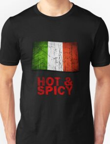 Hot And Spicy Italian Unisex T-Shirt