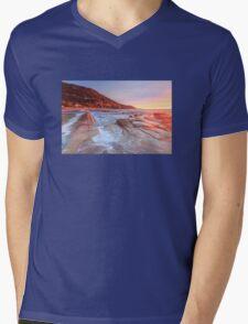 Sea landscape Mens V-Neck T-Shirt