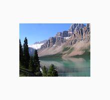 Bow Lake, Alberta Banff/ Jasper Parkway Unisex T-Shirt