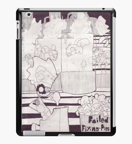 Flying Pig Factory iPad Case/Skin