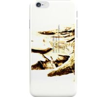 smoking tree iPhone Case/Skin