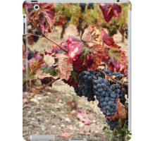 Red vine. iPad Case/Skin