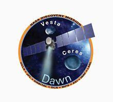 Dawn Mission Logo Unisex T-Shirt