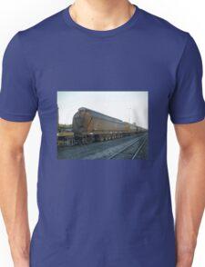 Rusty Old Train Unisex T-Shirt