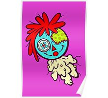 Way Too Raggedy Ann Poster