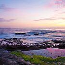 Nobby's Sunrise by Melina Roberts