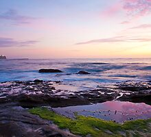 Nobby's Sunrise by Melina Roberts