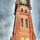 Camperdown Clock Tower by LJ_©BlaKbird Photography