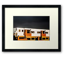 urban shelter 6582, melbourne Framed Print