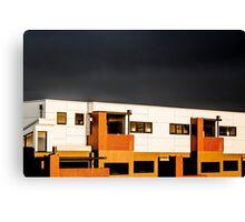 urban shelter 6582, melbourne Canvas Print