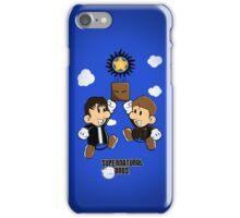 Supernatural Bros. iPhone Case/Skin