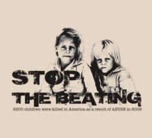 STOP THE BEATING by Yago