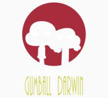 The Adventures of Gumball & Darwin One Piece - Short Sleeve
