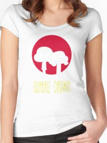 The Adventures of Gumball & Darwin Women's Fitted Scoop T-Shirt